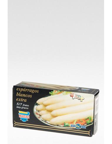Espárragos Blancos Extra Grueso 5-7 fr