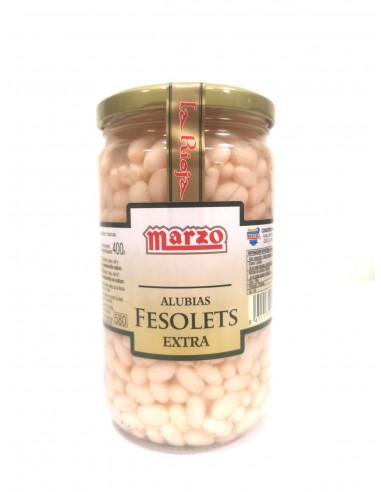 Alubias Fesolets
